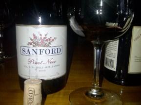 Sanford - SRA 2009 Pinot Noir