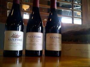 Sanford - Three Pinots