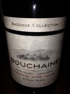 Bouchaine - Pinot Noir