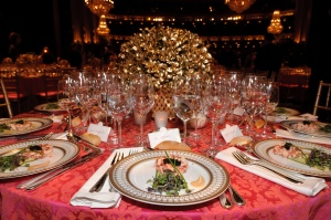 Lyric Opera - Place Setting